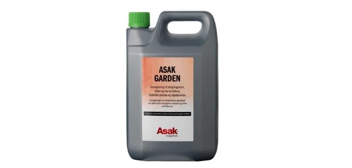 Asak Garden Impregnering 2,5L