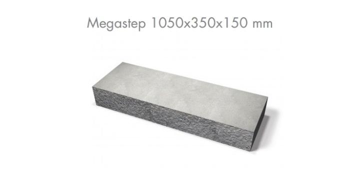 Benders Megastep 105x35x15 Grafitt