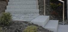 Granitt Trappetrinn 150cm