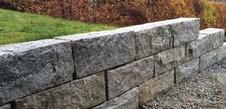 Granitt Murblokk 20x20x50 Indisk