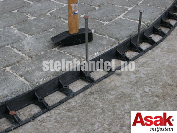 Asak kantsikring - Snap Edge Barrier 2-pk