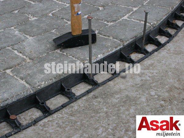 Asak kantsikring - Snap Edge Barrier 2-pk