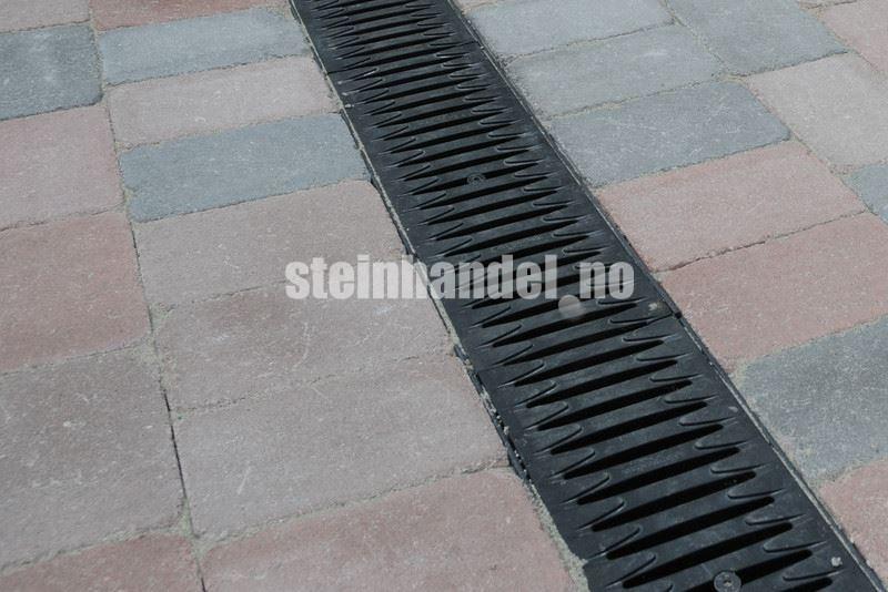 Multiblokk Ulma Renne 1m m/støpejern rist