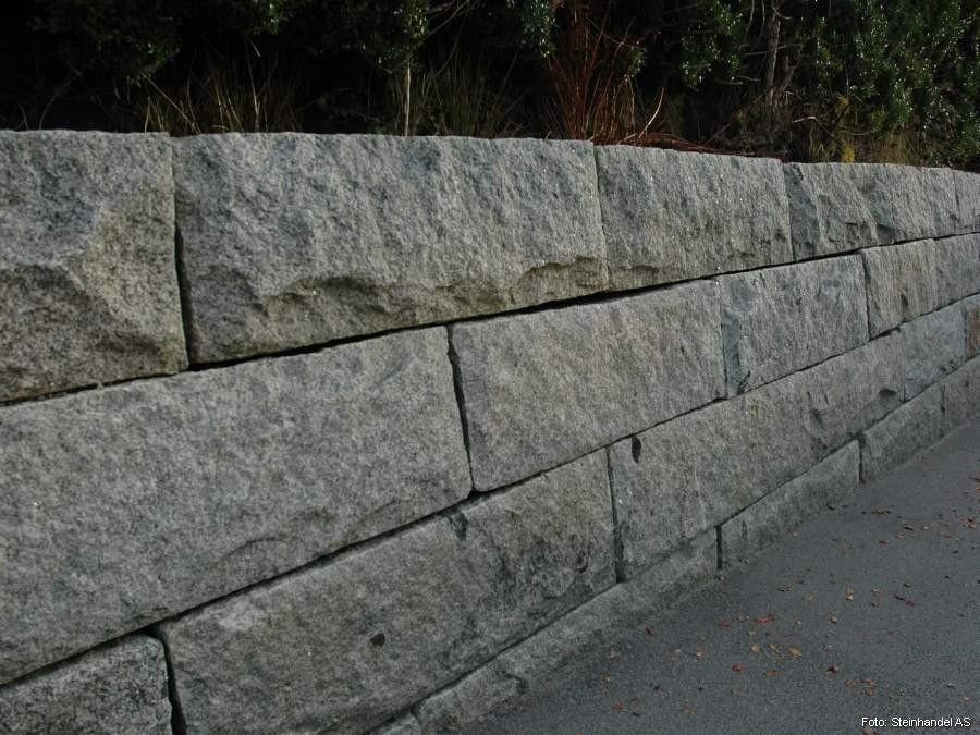 Granittblokk 30x30