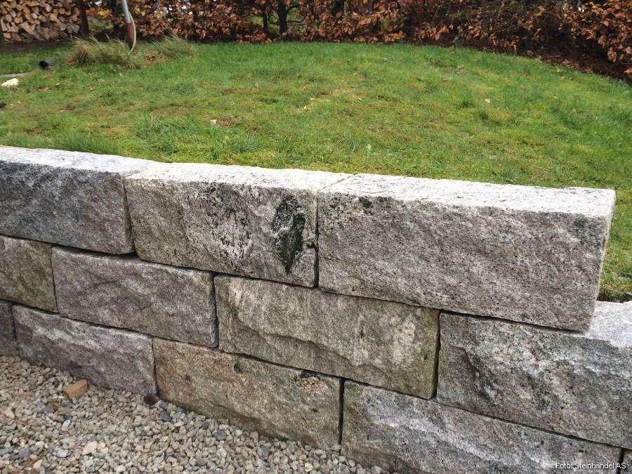 Hvordan bygge granittmur