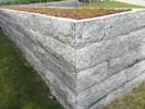 Granitt Murblokk 30x30 Kinesisk Lys Grå2