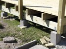 Benders Plint Fundament 70cm1