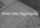 Benders Labyrint Gråmix 6cm Halvstein