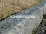 Granitt Kantstein 10x25cm, m/fas 3
