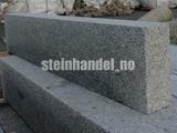Granitt Kantstein 7x15x60 cm3